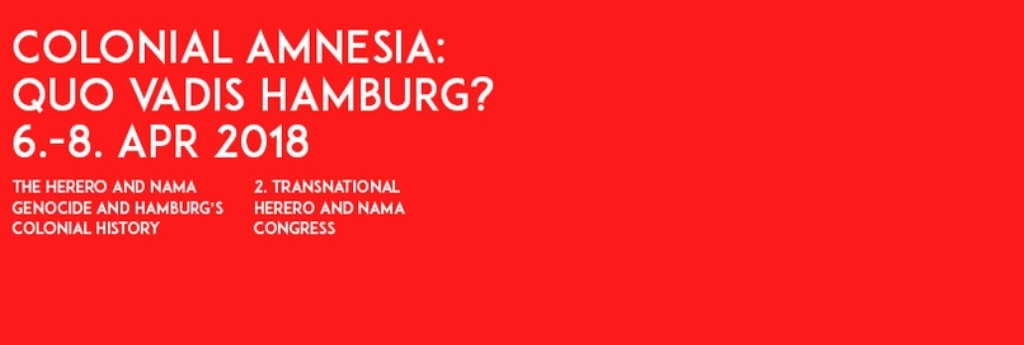 2. Transnationaler Herero & Nama Kongress